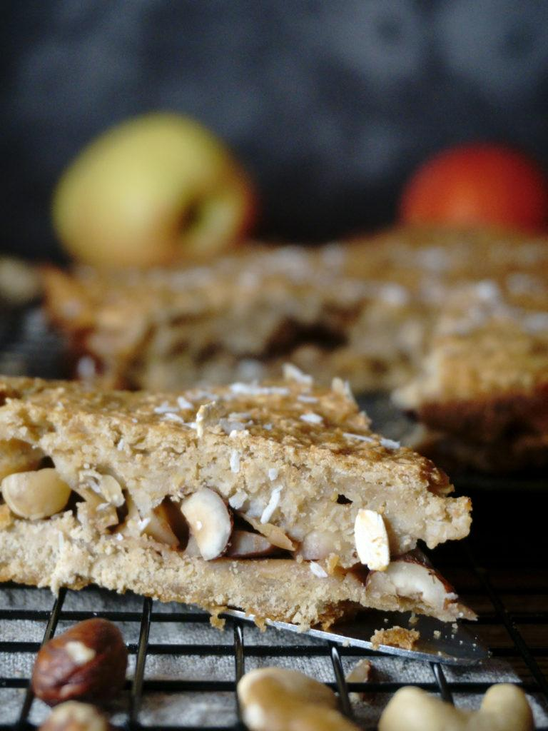 Vegan Sugar-Free Apple Cake